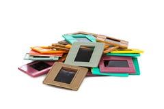 Photo frames for slide Royalty Free Stock Images