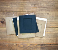 Photo frames Stock Photography