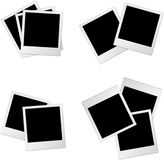 Photo frames two Royalty Free Stock Image