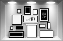 Photo frames. Vector Royalty Free Stock Photos