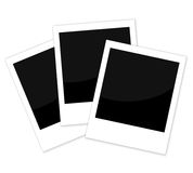 Photo frames vector Royalty Free Stock Photo