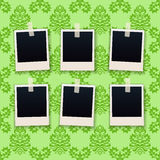 Photo frames Stock Images