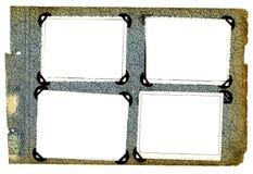 Photo framework Stock Image