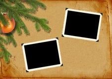 Photo-framework retro Stock Photos