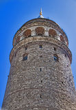 Photo of Galata Tower in  Istanbul. Turkey Stock Photography