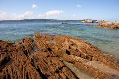 Photo of the Galician coast Stock Photography