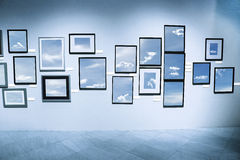 Photo gallery. Royalty Free Stock Image
