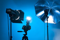 Photo gear Stock Images