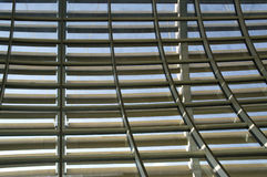Photo of glass ceiling Royalty Free Stock Images