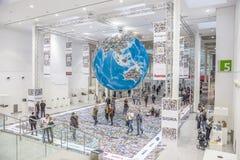 Photo globe,  in Cologne Stock Photo
