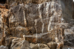 Photo of granite big rock Stock Photo