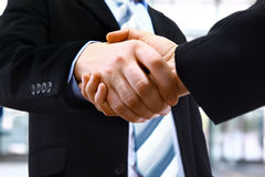 Photo of handshake of business partners Stock Photos