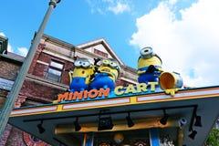 Photo of HAPPY MINION MART shop Stock Photos