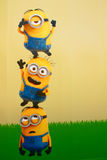 Photo of `HAPPY MINION Wall Art` stock images