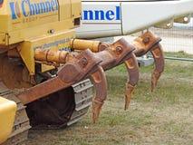 Heavy plant lorries Royalty Free Stock Photos