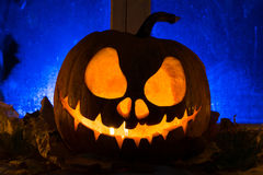 Photo for a holiday Halloween, pumpkin Jack Royalty Free Stock Photography