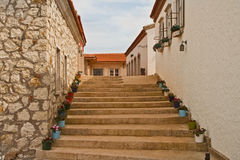 Photo of Holiday in Turkey. Photo of Stone House  in Turkey Royalty Free Stock Image