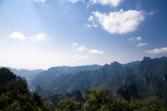 Zhangjiajie Royalty Free Stock Photography