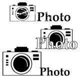 Photo icons Stock Photo