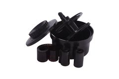 Photo implements Stock Image