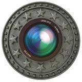 Photo insignia Royalty Free Stock Image