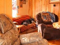 Photo intérieure à la maison Photographie stock libre de droits