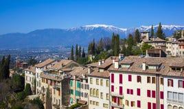 Photo Italian town Stock Photography