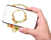 Photo jewelry Stock Image
