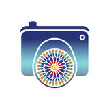 Photo kaleidoscope Stock Photography
