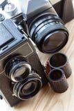 Photo kit, closeup Royalty Free Stock Photography