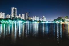 Photo of the Lago Igapo, Londrina - Parana, Brazil stock images