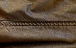 Leather Background Texture. Photo Of the Leather Background Texture stock images