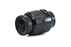 Photo lens. Isolated on white Stock Photo