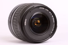 Photo lens Stock Image