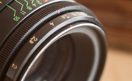 Photo Lens Stock Photo