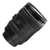 A photo of the lens Royalty Free Stock Photo