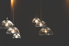 Photo of Light Bulbs during Nightime Stock Images