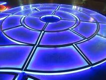 Pretty Purple Lights Royalty Free Stock Image