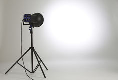 Photo lighting Stock Images