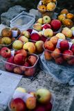 Photo of Lot of Apples for Sale