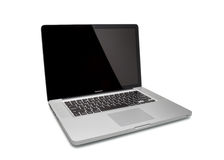 Photo of a MacBook Pro Royalty Free Stock Image