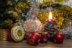 Photo magique de Noël Photo libre de droits