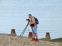 Cameraman survey photo shoot hobby royalty free stock photo