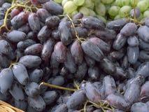 Photo many grapes Stock Photos
