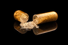 Photo of medical pills Stock Image