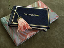 Photo memories Royalty Free Stock Photography