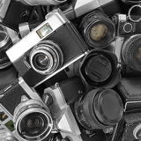 Photo memory Stock Image