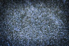 Photo Mosaic Wallpaper stock image