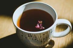 Photo of Mug Filled with Tea stock photo