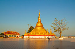 Photo of Myanmar Royalty Free Stock Images